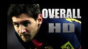 Lionel Messi Overall 2013 Hd