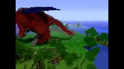 Minecraft Awesome Dragon
