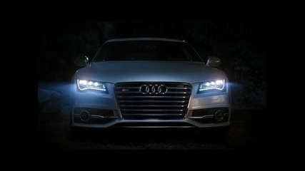 Audi 2012 Game Day Commercial - Vampire Party