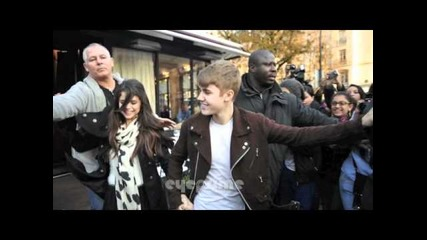 Justin Bieber & Selena Gomez(jelena)_let Me Love You