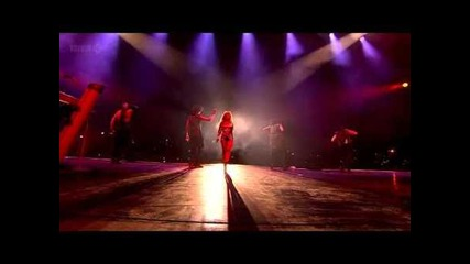 Beyonce - Telephone/say My Name/jumpin... ( live Glastonbury 2011)