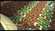 Minecraft Singleplayer Survival ep.22 | Ферма за дини и тикви...