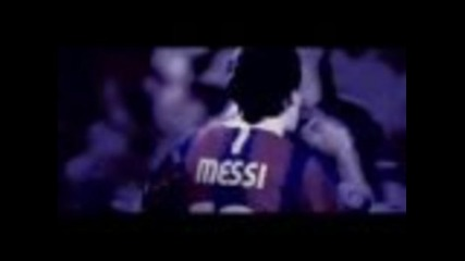 Lionel Messi - The Dark Knight 2011 [hd]