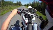 Dt50x stunting - Gopro Helmet Hero