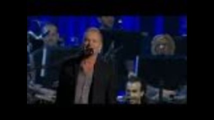 Sting - Englishman in New York [ Live in Berlin 2010 ]