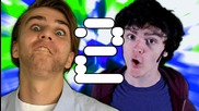 Tobuscus vs Pewdiepie 2 (original) - Videogamerapbattles