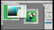 Как да си смените фона на снимка на фотошоп