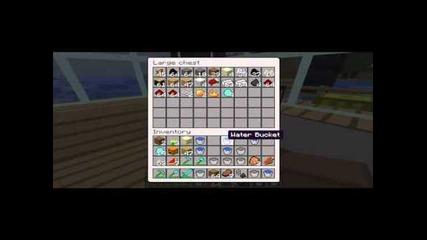 Minecraft - Fast Stuff - Ep.2 - Портал Към Ада Без Обсидиан [hd]
