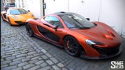 Mclaren Family - P1, 650s, 12c, New Arrivals in London