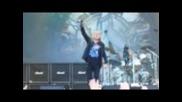 Saxon - Never Surrender - live at Sauna Open Air 2011