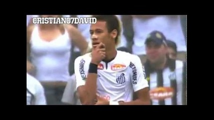 New Neymar Season 2012 Skills