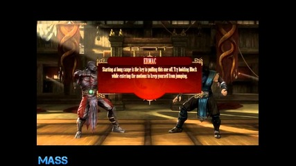 Mortal Kombat 9 - All Players Fatalities #1