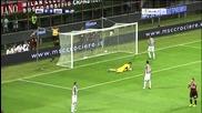 Милан 1:0 Ювентус - гол на Боатенг