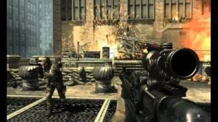 Call of Duty Modern Warfare 3 My Gameplay [hd] Mission 1 part 2