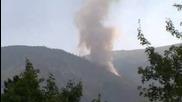 """Пожар в резервата """"бистришко бранище""""- Витоша - Сега !"""