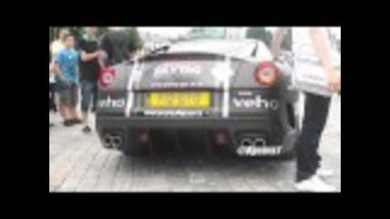 Gumball 3000 2011 в София Ferrari 599 Gto