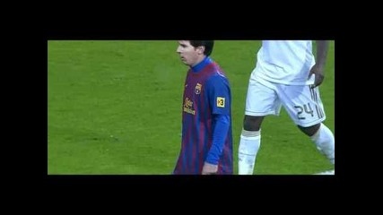 Lionel Messi vs Real Madrid