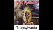 Iron Maiden-transylvania