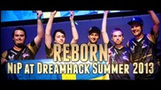 Cs:go - Nip at Dreamhack Summer 2013: Reborn (fragmovie/fragvideo)
