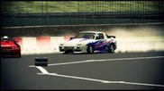 Original Team part 3 (drifting in Live For Speed)
