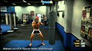 Ea Sports Mma Career - Training before 1st Pro fight