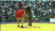Hristova Stanka Zlateva (bul) -- Akuffo Ohenewa (can) Finale 1-2