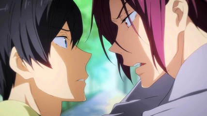 my heart aint built for two ; rin/haru [ mep part ]