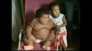 11-месечно бебе има 28 кила