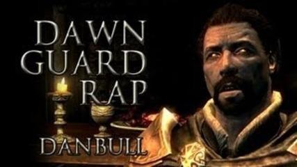 Dawnguard: Skyrim Rap - Dan Bull