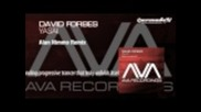 David Forbes - Yasai (alan Nimmo Remix)