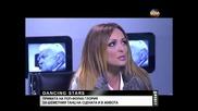 Глория гостува на Сашо Диков 09.03.2013г