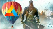 Assassin's Creed Unity - Hot Air Balloon Found