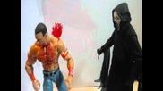 John Cena Vs Ghostface