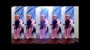 Ирландски танц от бебета
