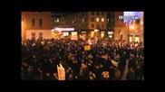 Поляците протестират с/у Acta 26.01.12