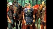 Спартак Bg целия филм (двете части) / Spartacus