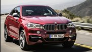 New 2015 Bmw X6 M50d - Driving