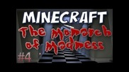 Minecraft - Monarch of Madness Part 4: Rats