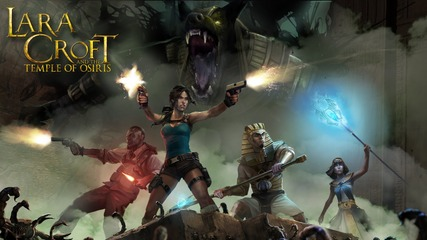 Lara Croft and the Temple of Osiris: Announcement Trailer
