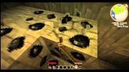 Minecraft Survival w/ Smurffi 300 Episode.1 - House