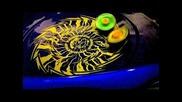 Beyblade Battle- Flame Libra T125es vs Flame Sagittario C145s