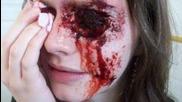 Halloween : Как се прави зомби Fx 7