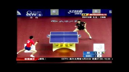 Table Tennis - Best Of China Open 2011