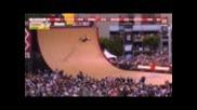 X Games 17: Bob Burnquist takes Gold in Skateboard Big Air Xgames