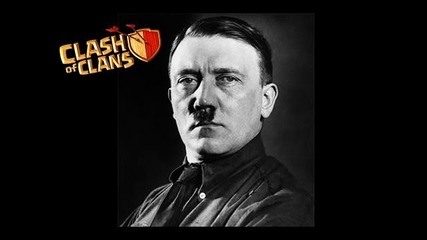Hitler in clash of clans