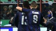 гол на Паласио срещу Милан