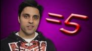 =3 Equals Five