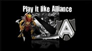 Dota 2 - Play it like Alliance #2