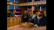 Bill & Tom Kaulitz with lion cubs [part 1]