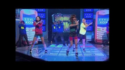 Shake it up dance ttulxox bella thorne